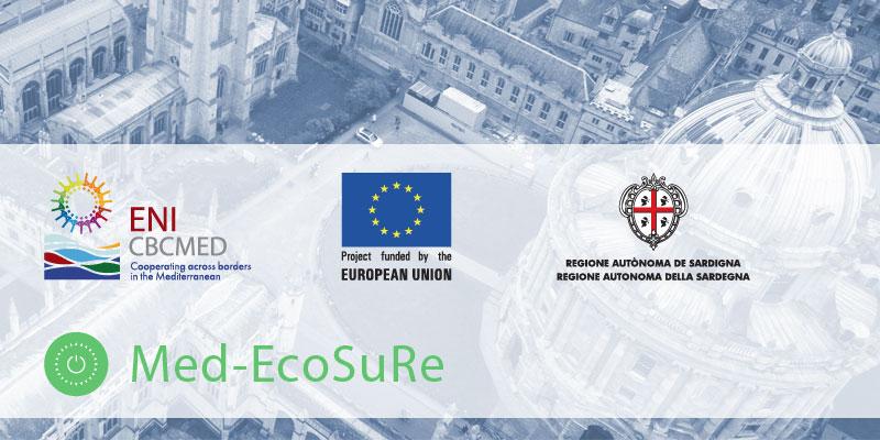 El pasado 23 de noviembre se presentó el proyecto Med-EcoSuRe en una rueda de prensa celebrada en Túnez, tras haberse celebrado su primera reunión.
