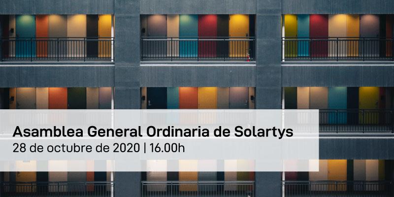 Asamblea General Solartys