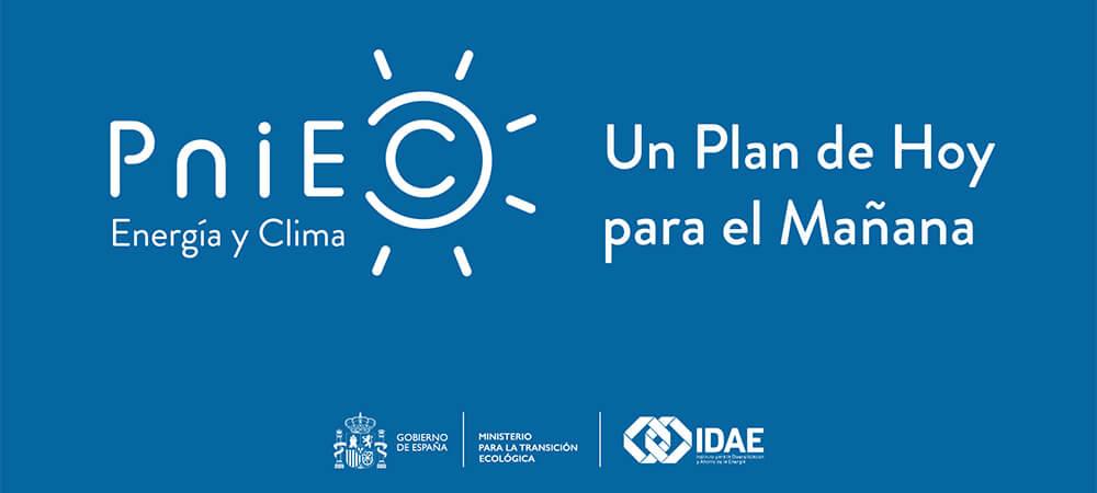 PNIEC Plan Nacional Integrado de Energía y Clima 2021-2030