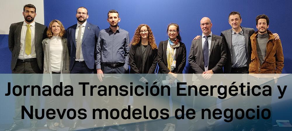 Jornada Transición Energética y Nuevos modelos de negocio