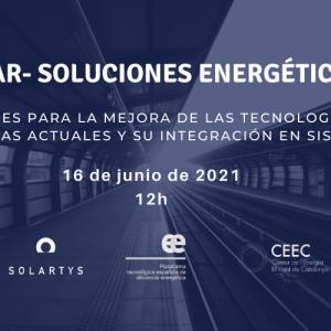 Soluciones para la mejora de las tecnologías fotovoltaicas